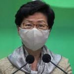AS Jatuhkan Sanksi Pemimpin Hong Kong dan 10 Pejabat Lainnnya