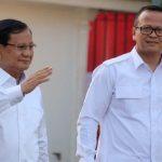 Edhy Prabowo Mundur Dari Jabatan Menteri dan Waketum Gerindra Setelah Jadi Tersangka