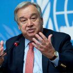 Sekjen PBB Singgung Kekerasan di Papua